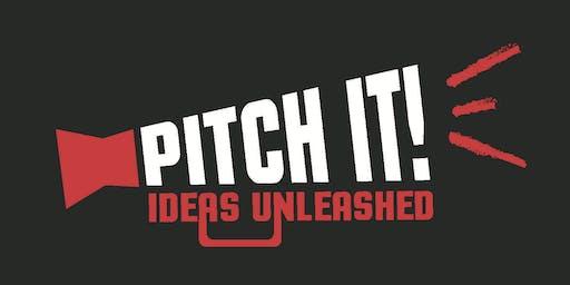 FastStart Presents Pitch It! 2019