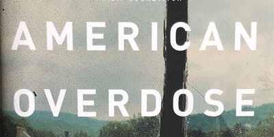 DINNER AND CONVERSATION - with Author CHRIS McGreal of AMERICAN OVERDOSE