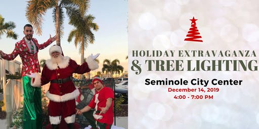 Holiday Extravaganza & Tree Lighting