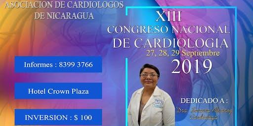 Congreso Nacional de Cardiología