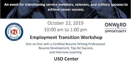 Employment Transition Workshop