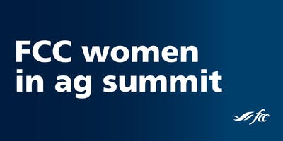FCC Women in Ag Summit - Edmonton