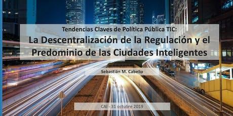 Tendencias Claves de Política Pública de Telecomunicaciones entradas