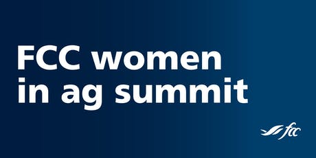 FCC Women in Ag Summit - Kitchener tickets