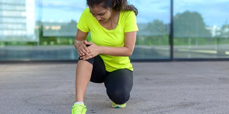 Don't Stop, Won't Stop: Managing your Knee Pain & Staying Active! tickets