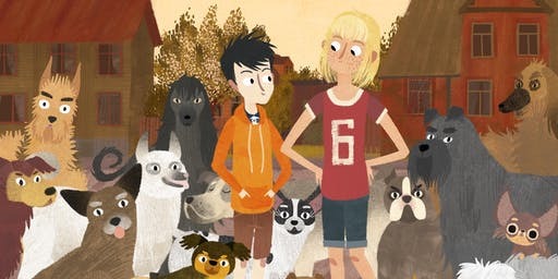 Jacob, Mimmi, and the Talking Dog