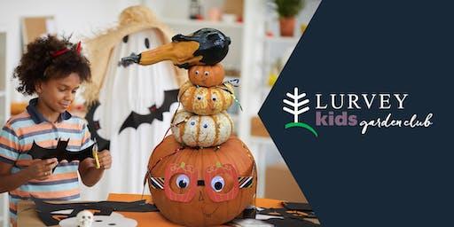 KIDS GARDEN CLUB: Pile 'O Pumpkins