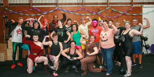Bold & Badass 5th Anniversary Party + Charity Bootcamp