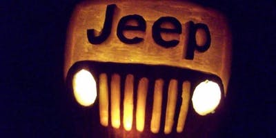 ***** or Treat? No, it's Jeep or Treat!