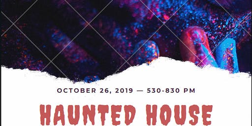 Youth Glam Rock Haunted House