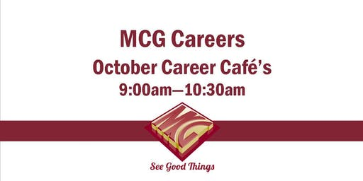 Career Cafe - Networking with Intent