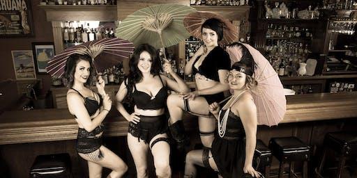 Bourbon & Burlesque Show