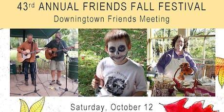 Friends Fall Festival tickets