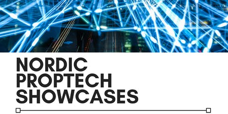 Nordic Proptech Showcases tickets