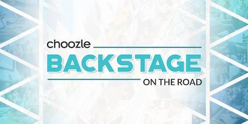 Choozle Backstage Austin!
