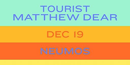 Tourist + Matthew Dear with Swim Mountain