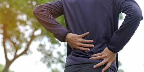 Back Pain in the Active Adult: Athletes and Weekend Warriors tickets