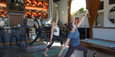 Hair of the Downward Dog Yoga Class! tickets