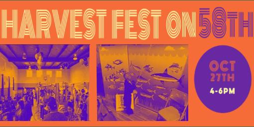 Harvest Fest on 58th