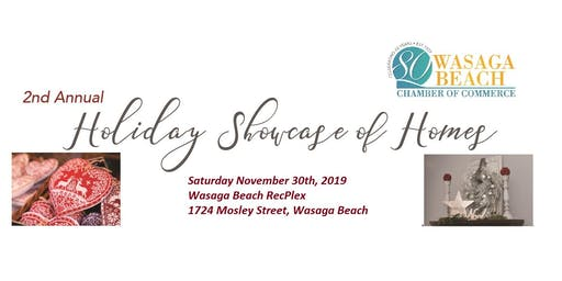 Holiday Showcase of Homes Tour 2019