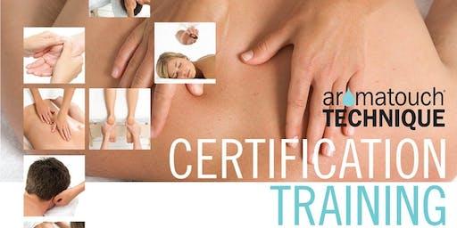 doTERRA AromaTouch Certification Training Shrewsbury