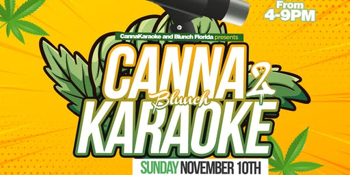CannaKaraoke Blunch 2