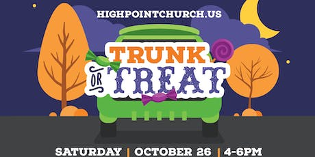 Highpoint Church Trunk or Treat 2019 tickets