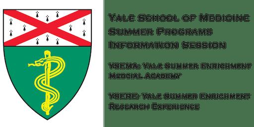 YSEMA/YSERE Info Session