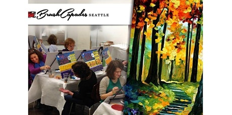 Learn to Paint Walk In the Woods! (04-05-2020 starts at 7:00 PM) tickets