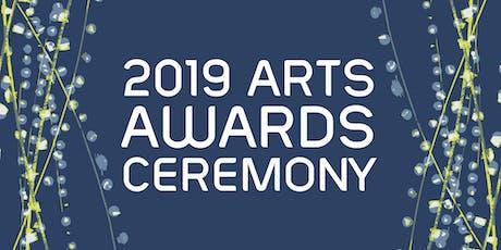 The 2019 ARTS Awards Ceremony tickets
