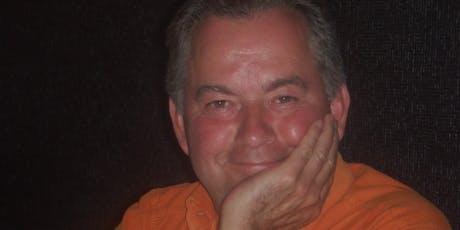 Meditatief en liefdevol masseren o.l.v. Lourens Rosweide tickets