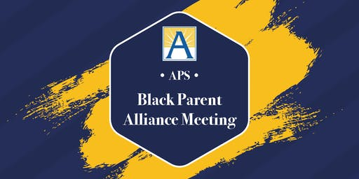 APS Black Parent Alliance Meeting