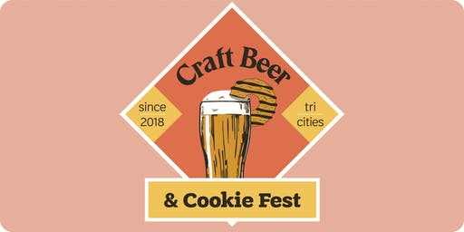 2nd Annual Craft Beer & Cookie Fest Tri-Cities