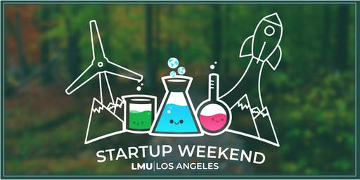 TechStars Startup Weekend Los Angeles at LMU November15-17, 2019