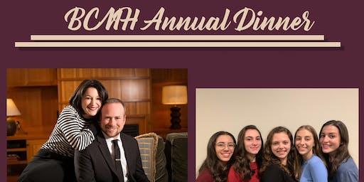 BCMH Annual Gala- Honoring Ari & Jessica Hoffman