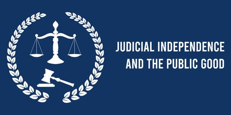 Judicial Independence and the Public Good tickets