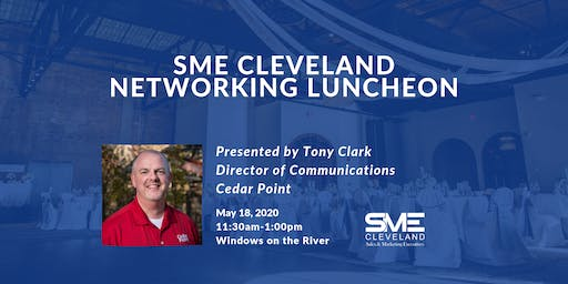 SME Cleveland Luncheon: Cedar Point at 150 - The Fun is Just Beginning