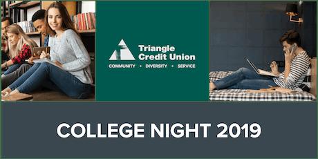 College Night 2019 tickets