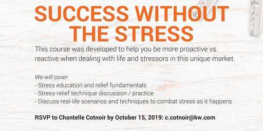Success without the Stress! - With Frasca Title and Harbor One