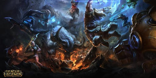 Intel Game Night: League of Legends