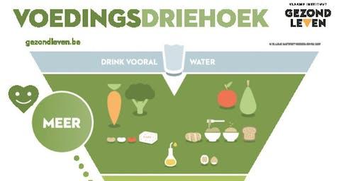Herenthout (be)weegt | Infosessie diëtist 'gezonde voeding'