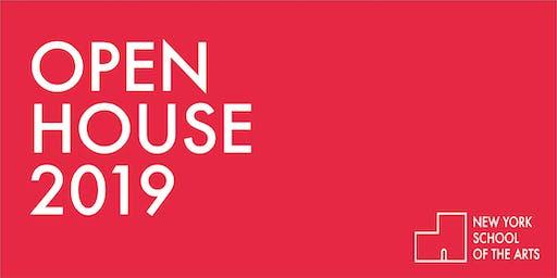 New York School of the Arts Open House 2019
