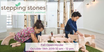 Stepping Stones Open House