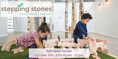 Stepping Stones Open House tickets