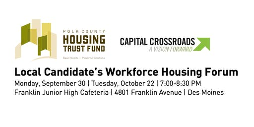 Local Candidates Workforce Housing Forum
