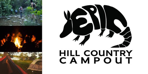 2019 Fall EPIC Hill Country Campout