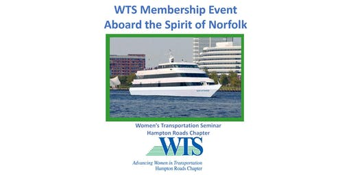 WTS Membership Event Aboard the Spirit of Norfolk