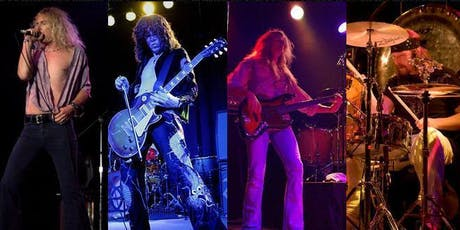 ZOSO- The Ultimate Led Zeppelin Experience tickets