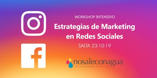 Estrategias de Marketing en Redes Sociales #Salta