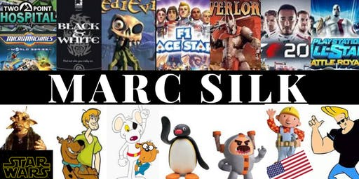 From Star Wars to Northern Stage .... A Masterclass in Character Voice Acting with Marc Silk